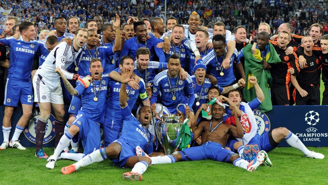 This Is A Day That Will Forever Be Engraved In Every Chelsea Fans Heart Was The Beat Bayern Munich At Allianz Arena