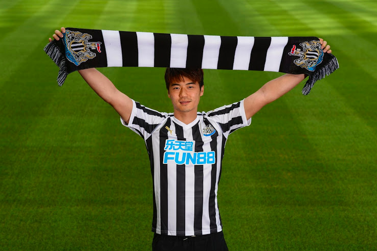 newcastle Ki Sung-yueng