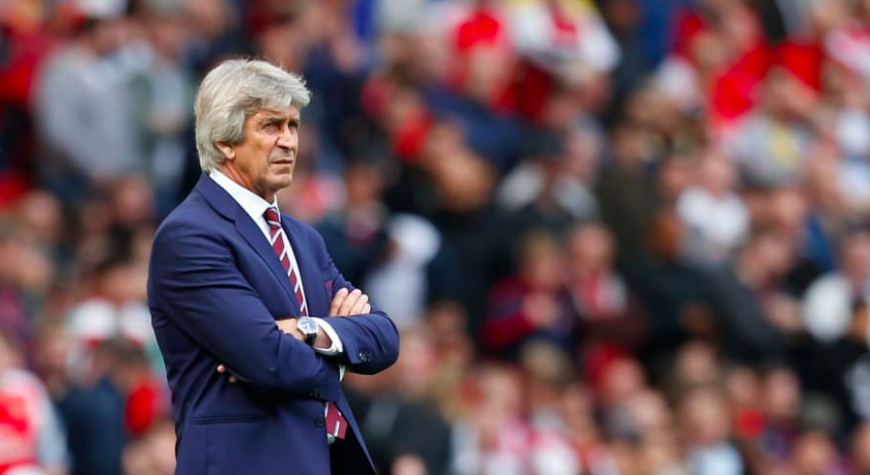 pellegrini west ham premier league