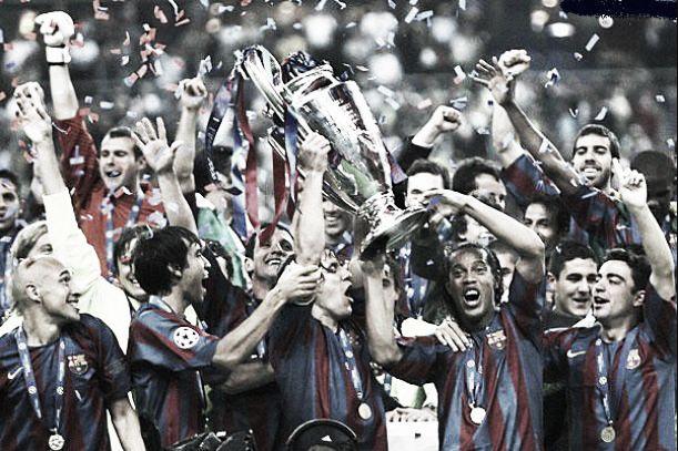 rijkaard barca champions league
