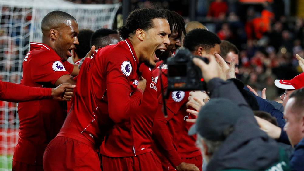 title liverpool