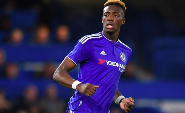 Tammy Abraham : Remember the name