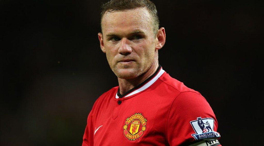 Wayne Rooney: The Roller-coaster Ride