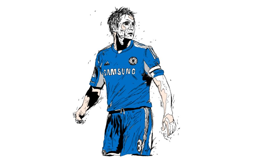 A tribute to a true blue : Frank Lampard