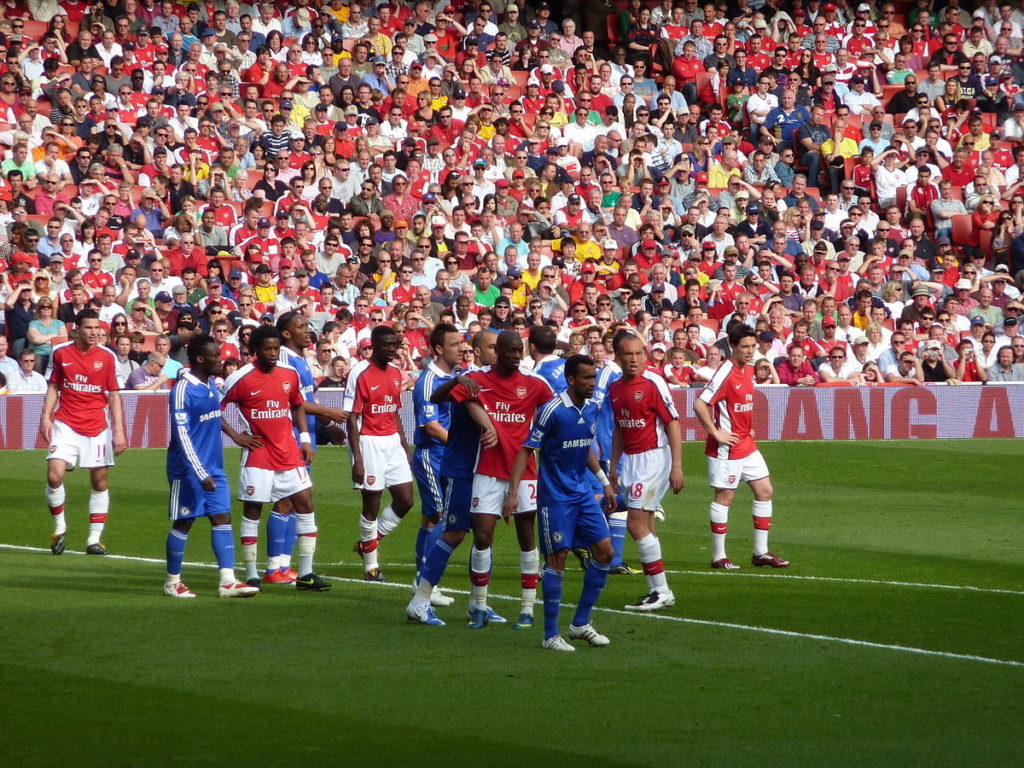 The very best of Chelsea vs Arsenal