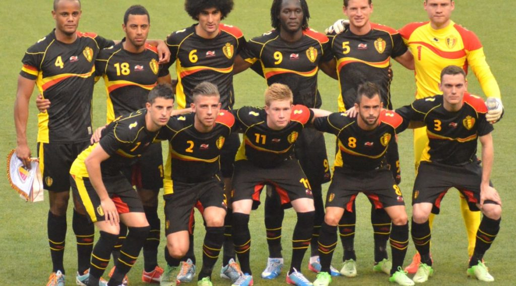 WORLD CUP PREVIEW ~BELGIUM~
