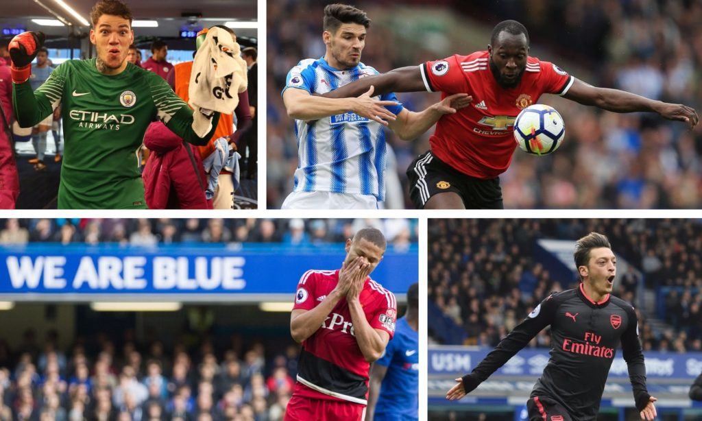 PL Weekend review: Manchester City sailing on