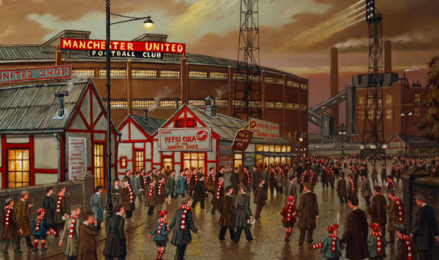 Plans to expand Old Trafford capacity under way