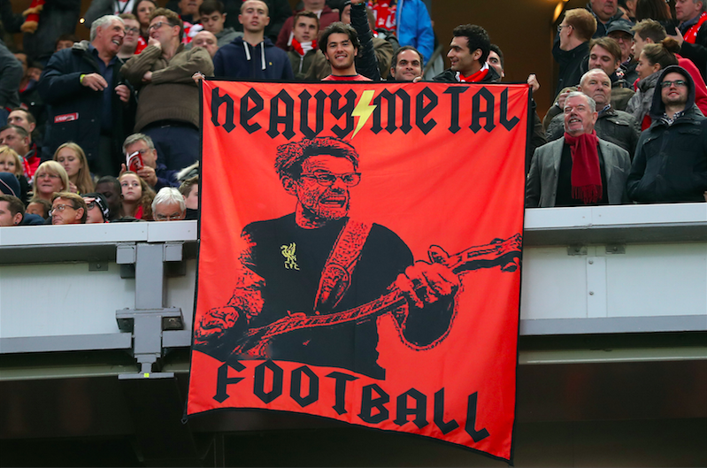 Klopp and the Kop: Sorting out the mess.