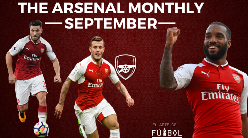 The Arsenal Monthly: September