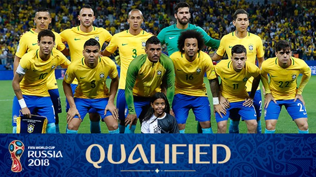 Brazil World Cup Preview – An early look.