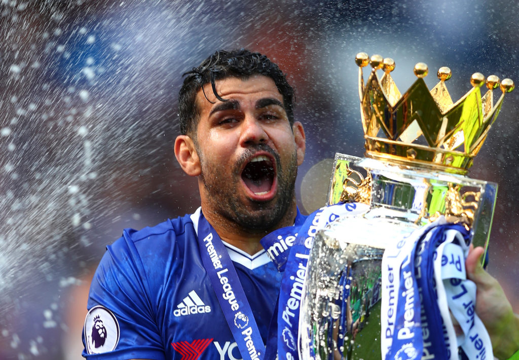 Diego Costa and his Premier League voyage