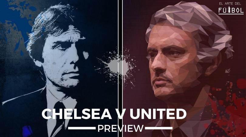 Super Sunday Preview ~ Chelsea vs United ~