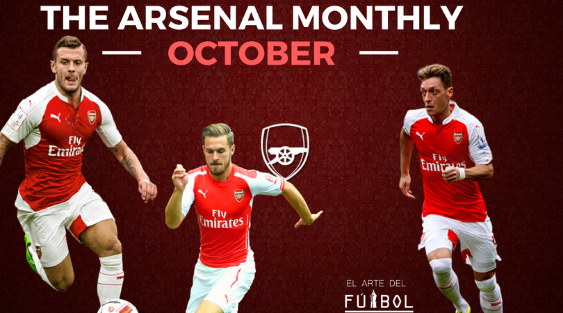 The Arsenal Monthly: October