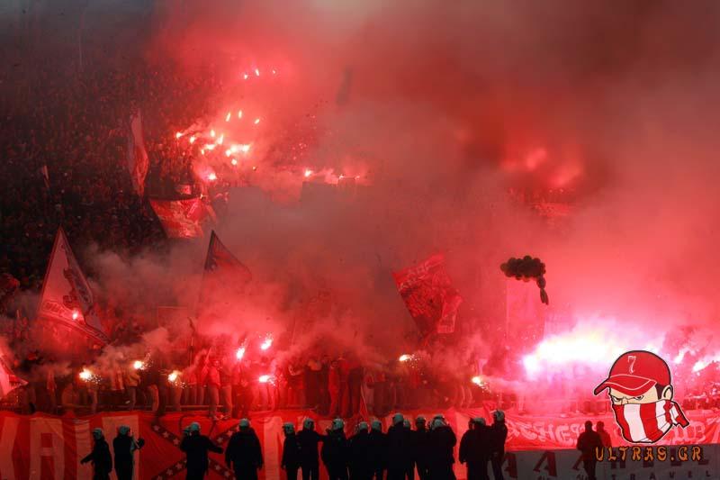 Football Ultras, heroes or villains?