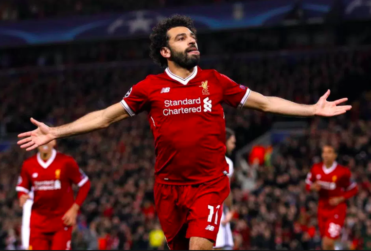 Salah at it again as Liverpool go second.