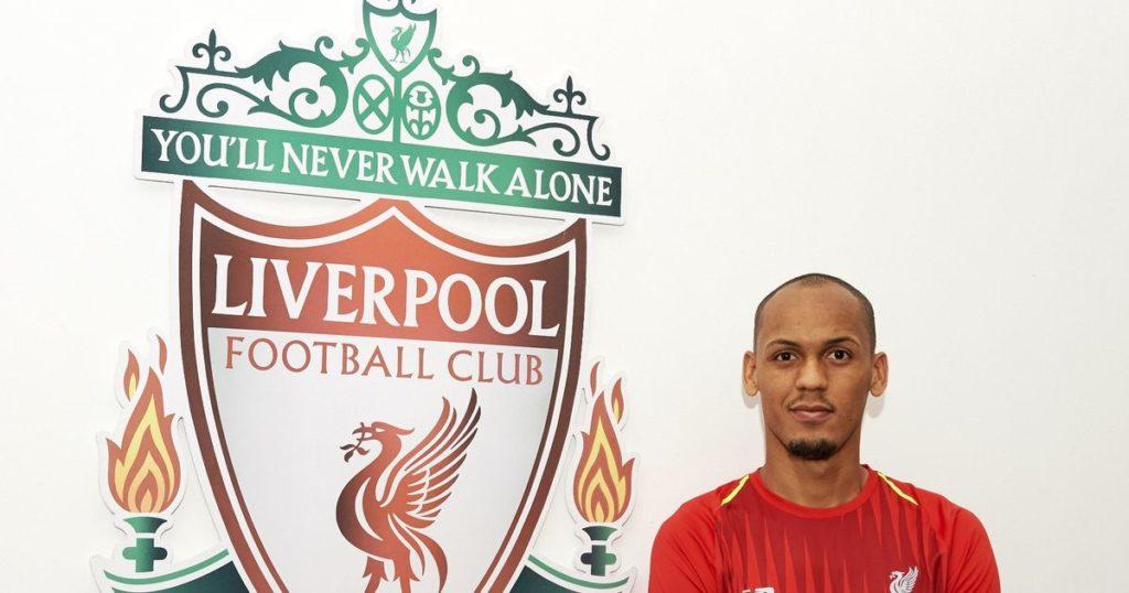 Fabinho and Keita to Anchor Liverpool?