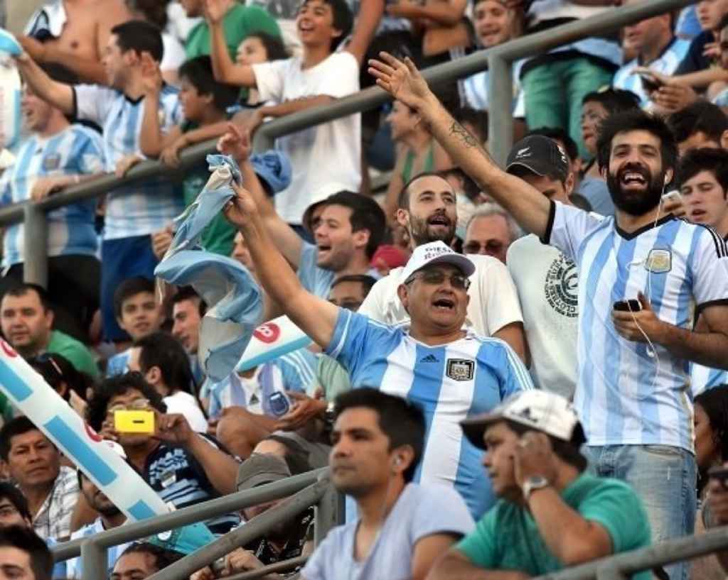 Are Argentina Headed Toward A World Cup Let down?