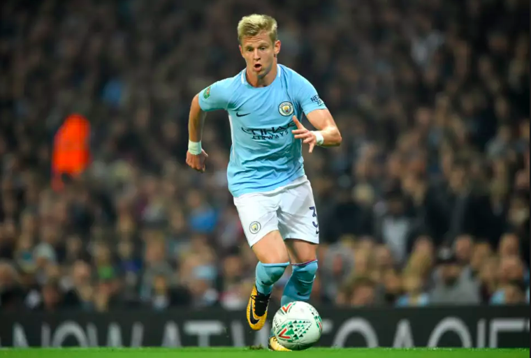 From Benchwarmer to Title Winner: The Rise of Zinchenko