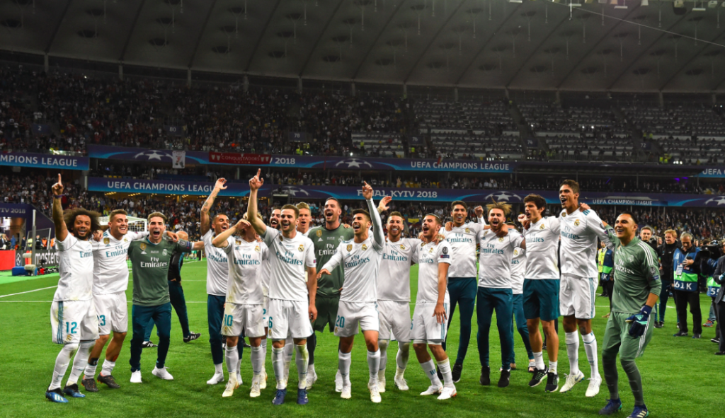 Real Madrid Conquer Europe Once Again