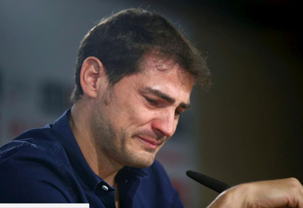 The Casillas-Mourinho fall out