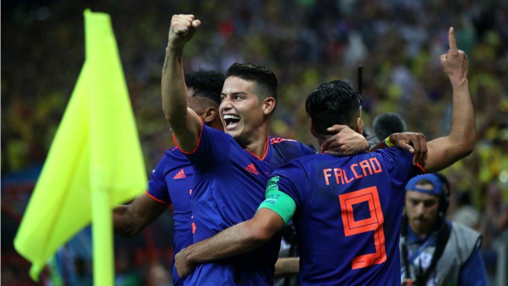 Colombia Punish Sorry Poland as Rodriguez Shines