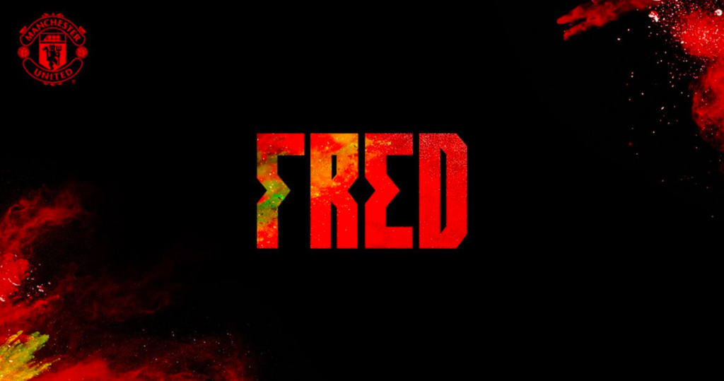 United reach agreement to sign Fred