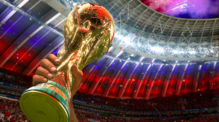 World Cup 2018: Build up to the first game – Live!