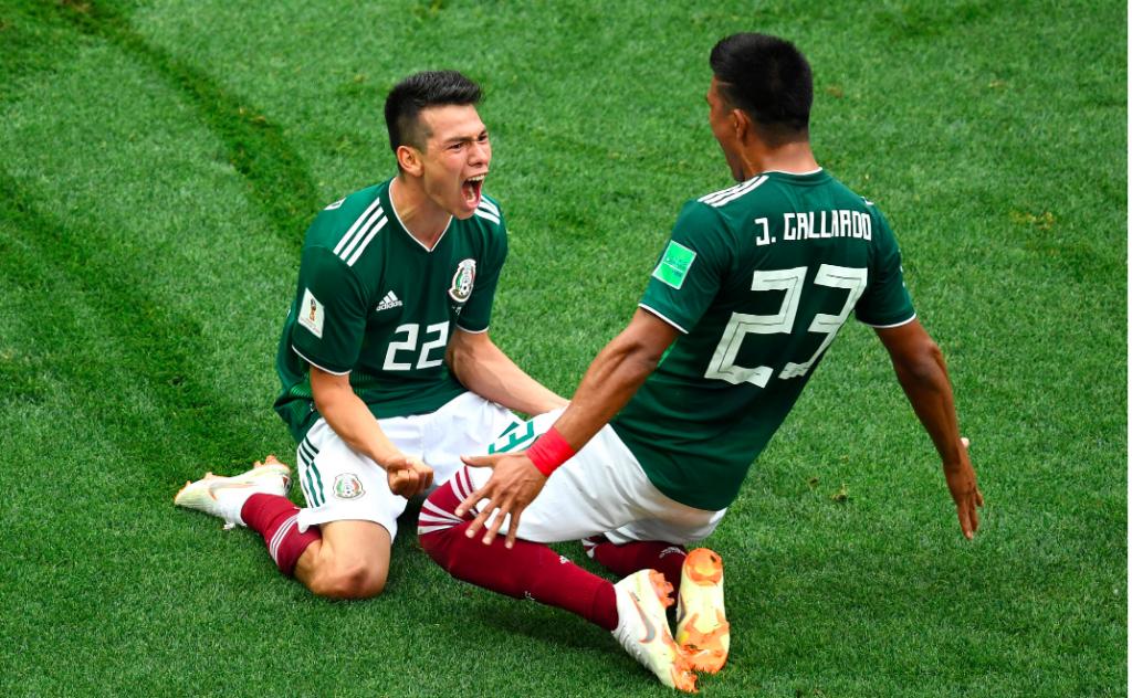Hirving 'Chucky' Lozano stars as Mexico Stun Germany