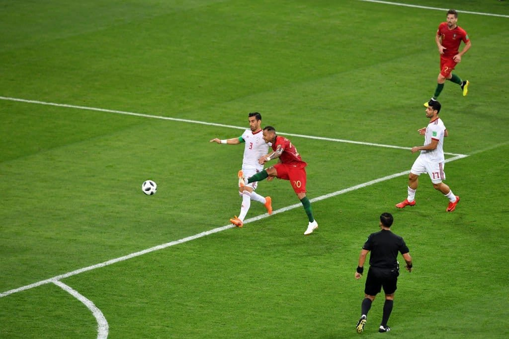 Portugal Scrape Through To Knockout Stages Despite Late Iran Charge