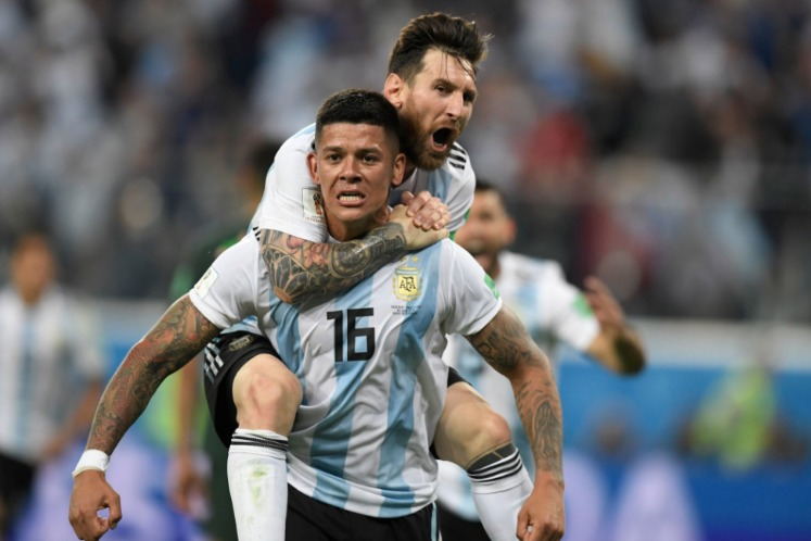 Rojo Sets Up Date With France