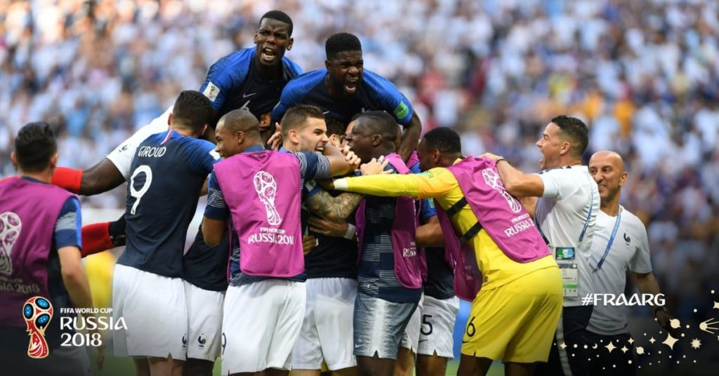Kylian Mbappé Inspires France To a Memorable Win Against The Argentinians