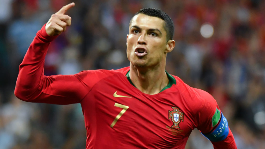 Cristiano Ronaldo steals the show as Portugal grab late equaliser against Spain