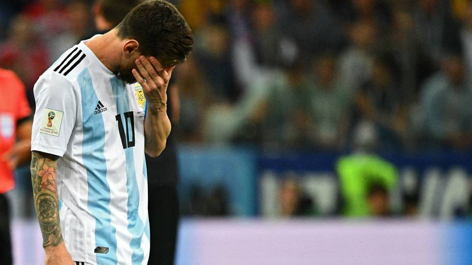 Argentina on the Brink of Elimination as Croatia Emerge Victorious