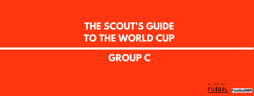 Scout's Guide To The World Cup: Group C