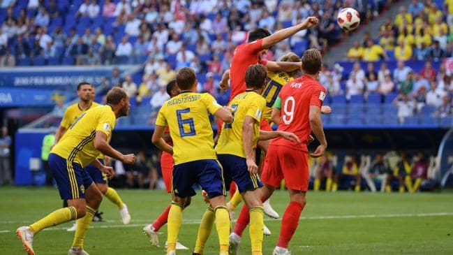 England 2-0 Sweden: Three Lions Head Into The Last 4