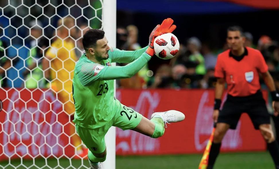 Subašić Stars As Croatia Eliminate Denmark In Tense Shootout