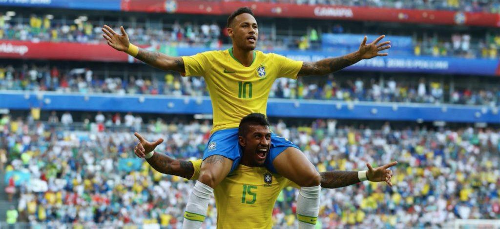 Cautious Brazil Overcome Mexican Challenge