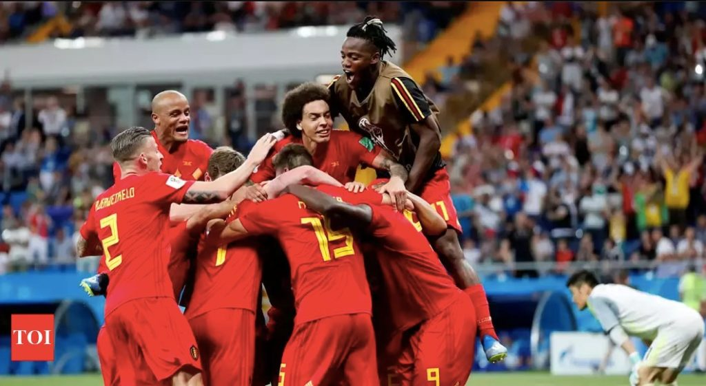 Belgium 3:2 Japan, An Anatomy of a World Cup Classic.