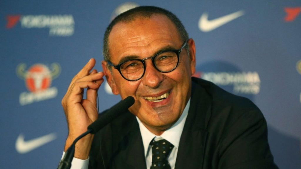 It's Time for Sarri-Ball at Chelsea