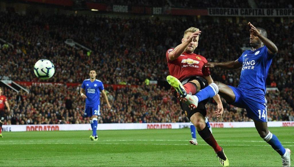 Luke Shaw Bags First Senior Goal As United Win Season Opener