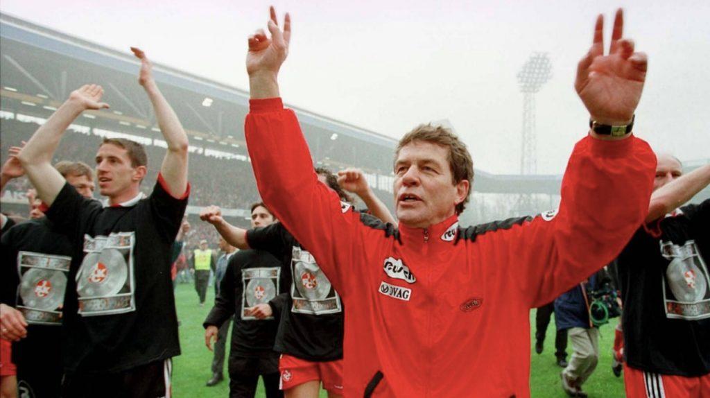 FC Kaiserslautern 1998 – How Otto Rehhgal Inspired Germany's Cinderella Story