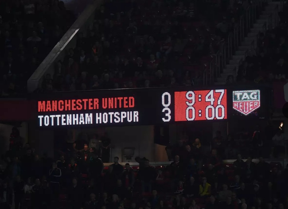 Breaking Down United's Implosion Against Spurs