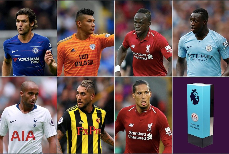 Premier League Recap: August