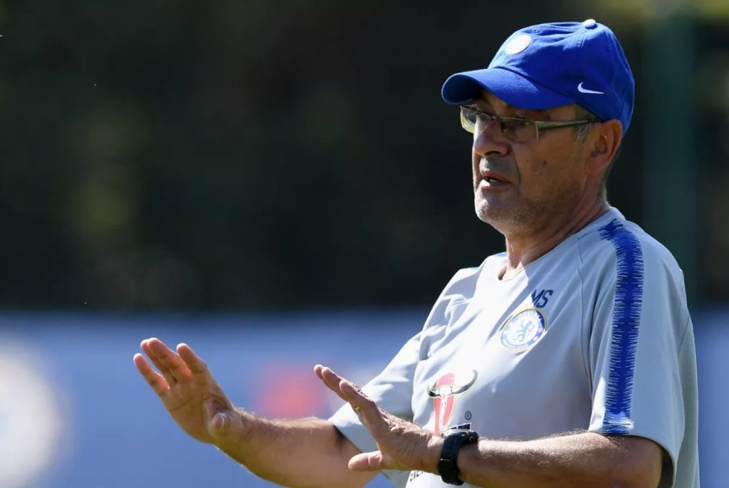 Can Sarri Inspire Chelsea To Challenge For The Title?