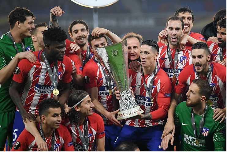 Hunt For The European Cup: Atletico Diaries