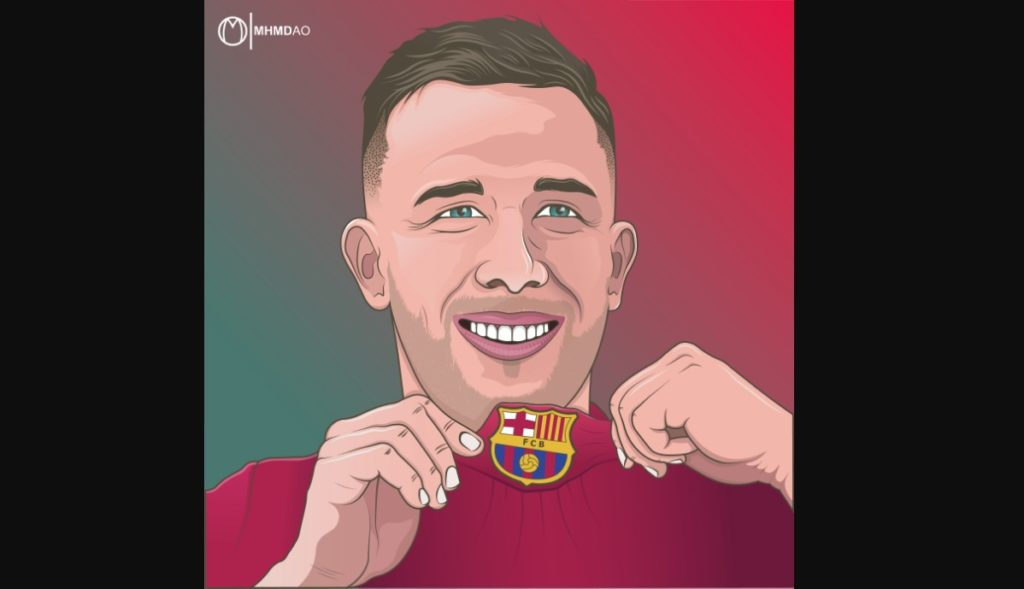 Arthur Melo – The Solution to Barcelona's Identity Crisis?