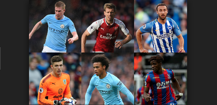 Premier League Recap – October 20th – November 11th