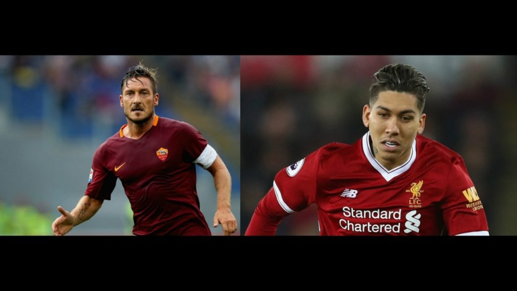 Evolution Of The False 9 – From Totti to Firmino