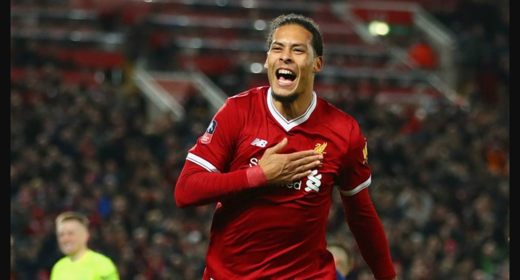 Virgil van Dijk – The colossus at the heart of Liverpool's title challenge